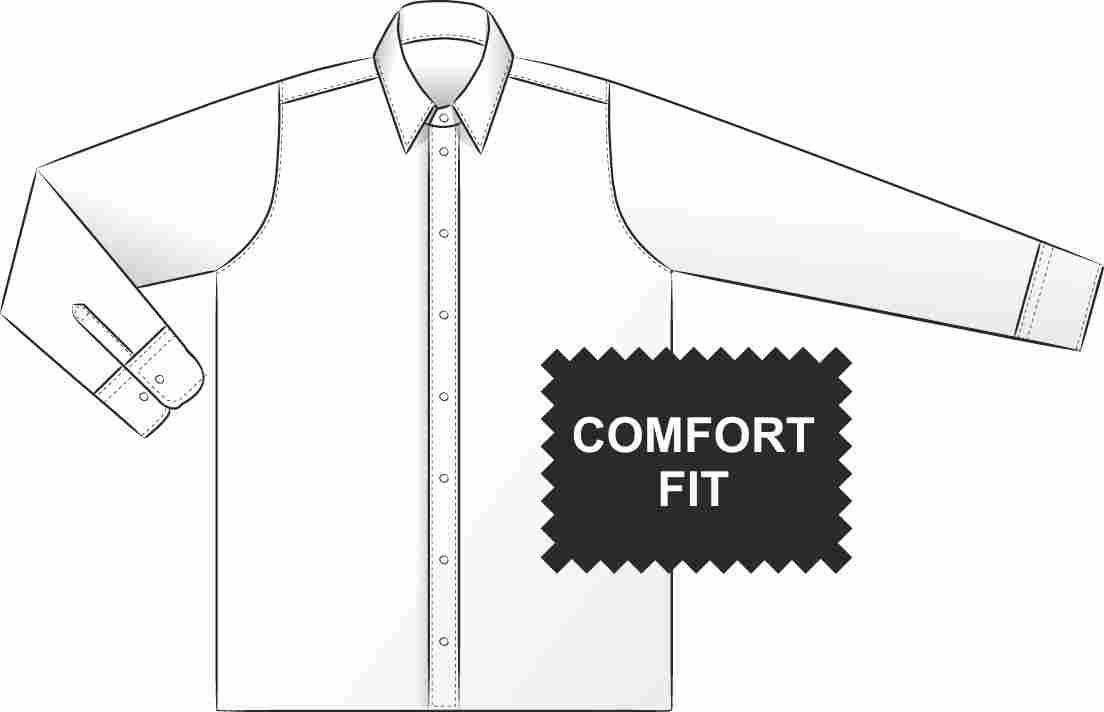 Luxusní a kvalitní pánské košile eterna s dlouhým rukávem 71d90bc96e