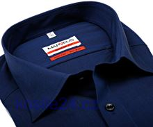 Marvelis Modern Fit Chambray – tmavě modrá košile