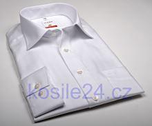 Olymp Luxor Modern Fit Rybia kosť- biela košeľa