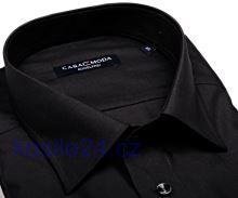Casa Moda Modern Fit Chambray – antracitová košile
