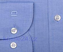 Olymp Level Five Chambray – světle modrá košile