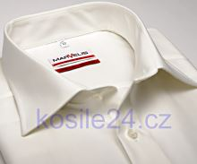 Marvelis Modern Fit Uni - champagne košeľa