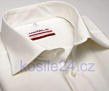 Marvelis Modern Fit Uni - champagne košile