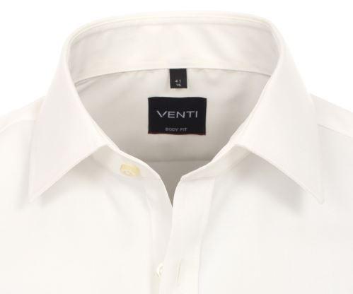 Venti Body Fit – champagne košeľa