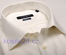 Casa Moda Comfort Fit – champagne košeľa - predĺžený rukáv