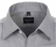 Venti Body Fit – šedá košile