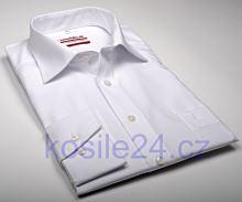 Marvelis Modern Fit Uni - biela košeľa