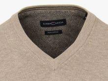 Bavlněný svetr Casa Moda – béžový