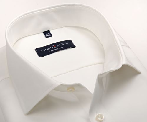 Casa Moda Comfort Fit Twill – luxusní champagne košile - extra prodloužený rukáv
