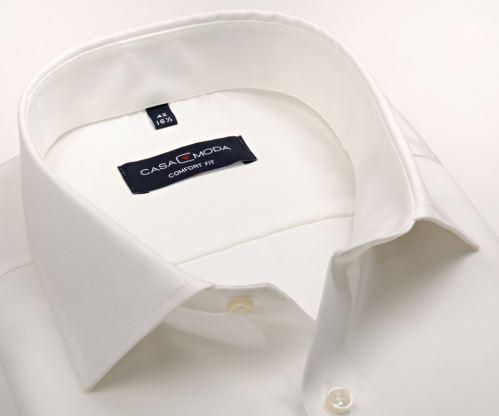 Casa Moda Comfort Fit Twill – luxusní champagne košile